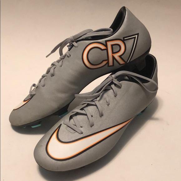Men's CR7 Cristiano Ronaldo Mercurial Victory V FG
